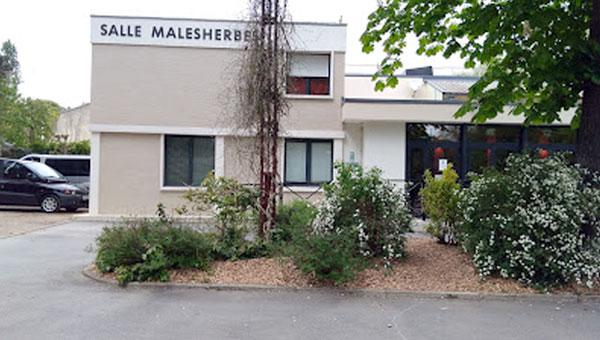 Salle Malesherbes