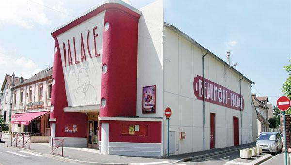 Cinéma Beaumont Palace